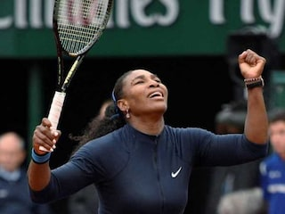 French Open: Serena Williams Struggles But Survives to Reach Semi-Finals