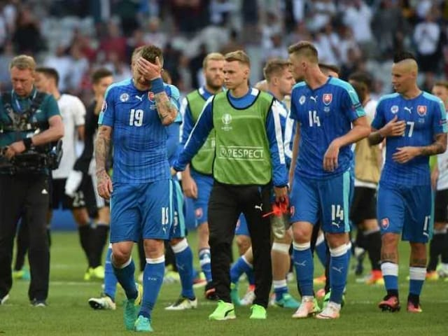 Euro 2016: We Were Outclassed by Germans, Admits Slovakia Coach