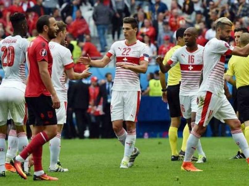 Euro 2016: Fabien Schaer