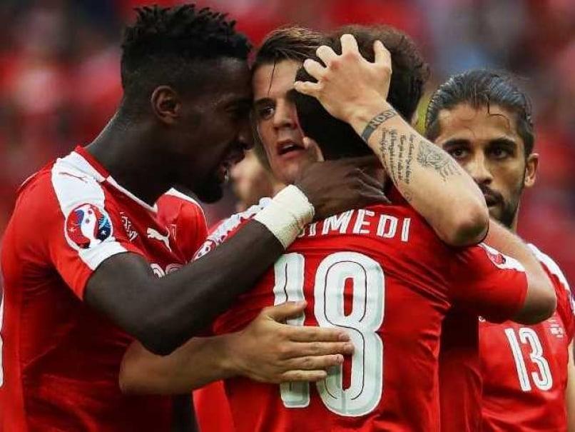 Euro 2016: Admir Mehmedis Strike Helps Switzerland Draw Romania 1-1