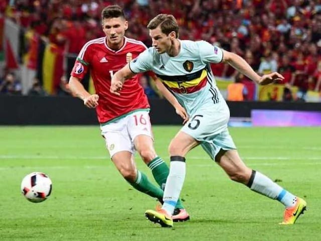 Euro 2016: Belgiums Jan Vertonghen Ruled Out With Ankle Injury
