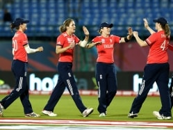 World T20: England Women Huff And Puff to One-Wicket Win Over West Indies