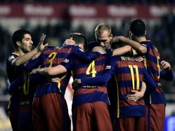 Lionel Messi Hat-Trick Steers FC Barcelona to Unbeaten 35-Game Record
