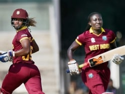 Stafanie Taylor Named World T20 Women's Player of The Tournament