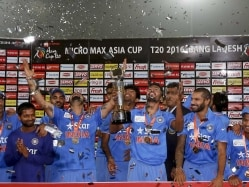 India vs Bangladesh - Highlights, Asia Cup T20 Final, 2016: MS Dhoni Seals Sixth Title With a Six