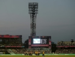 World T20: Blackout at Eden Gardens Delays New Zealand-Bangladesh Match by 15 Minutes