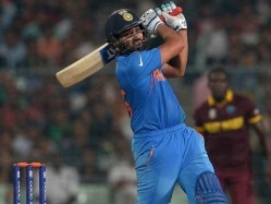 World T20: Rohit Sharma Smashes Unbeaten 98 as India Thrash West Indies in Warm-Up Match