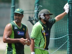 Pakistan Cricket Board's Fact-Finding Committee Recommends to Sack Waqar Younis and Shahid Afridi