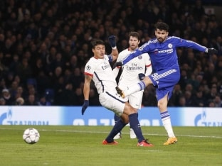 Diego Costa, Eden Hazard Injured as Chelsea F.C. Crash Out of Champions League