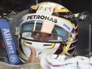 Australian Grand Prix: Lewis Hamilton Dominates Day 1 Practice Sessions