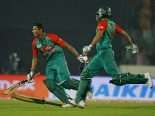Asia Cup: Bangladesh Thrash Pakistan to Set Up Final Against India