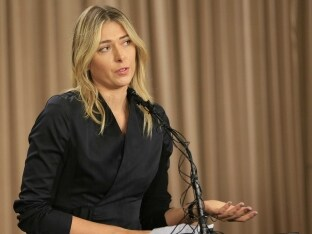 Players 'Shocked' by Maria Sharapova's Failed Drug Test