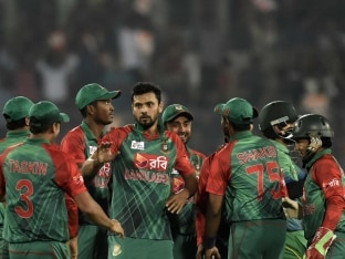 T20 World Cup 2016: Mashrafe Mortaza Hopes Asia Cup Defeat Wouldn't Affect Bangladesh in Showpiece Event