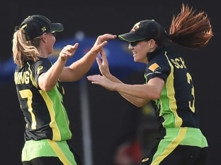 Meg Lanning, Australia Women's Captain, to Promote Cricket in China