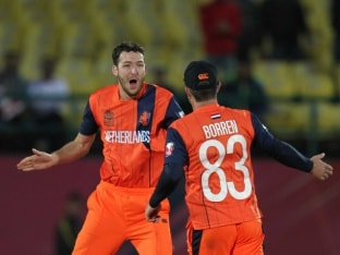 World T20: Netherlands Register Consolation Win Against Ireland