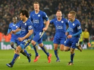 Shinji Okazaki's Strike Takes Leicester City to Win Over Newcastle United