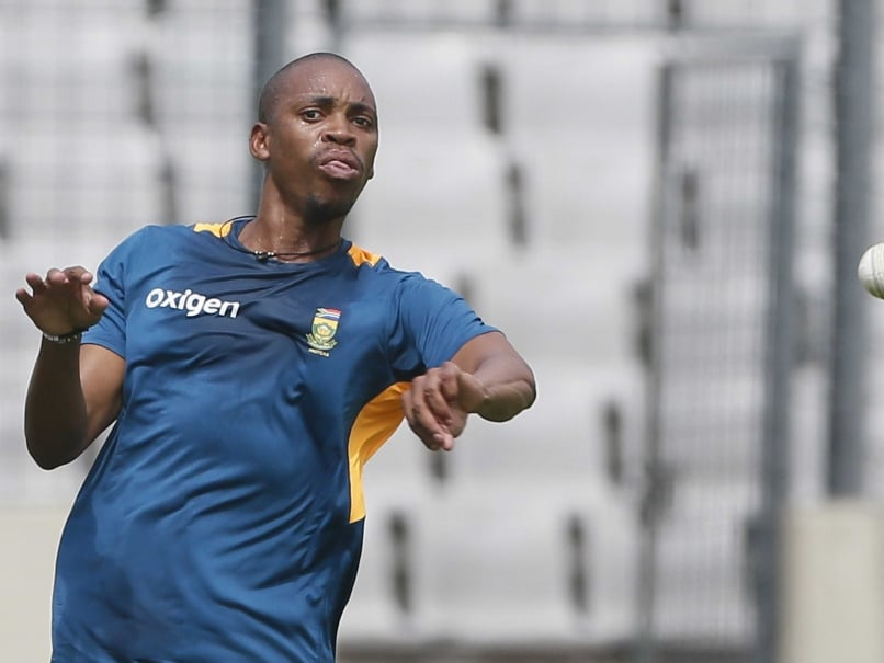 South Africa Spinner Aaron Phangiso Cleared for T20 World Cup