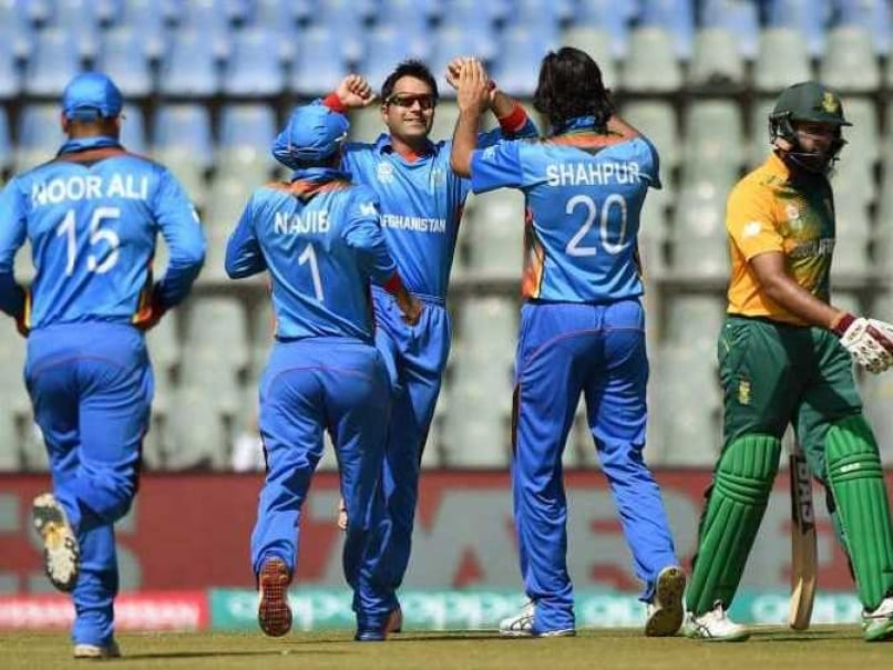 Afghanistan wickets 2003