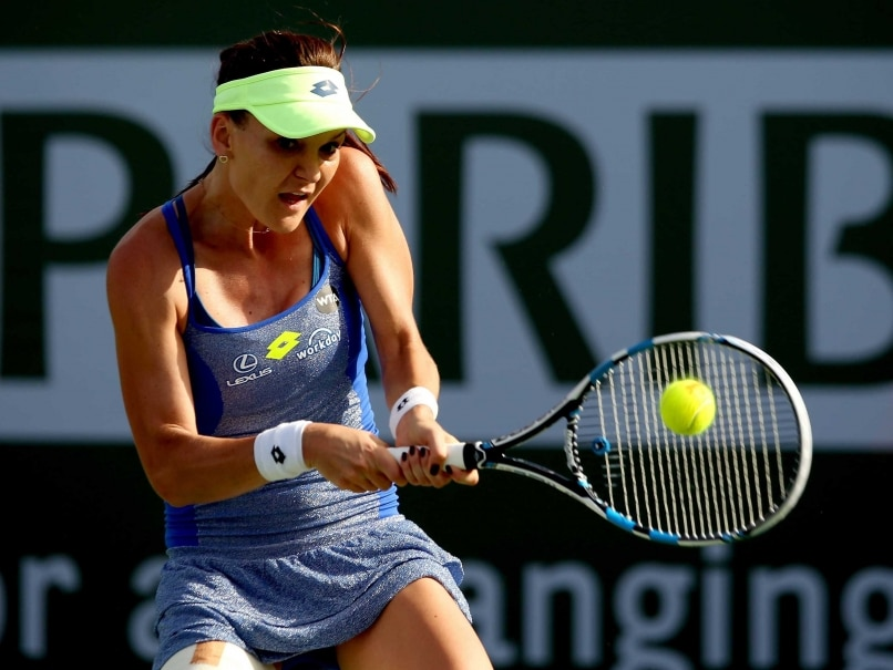 Agnieszka Radwanska Overcomes Tough Fight to Progress in Indian Wells Tournament