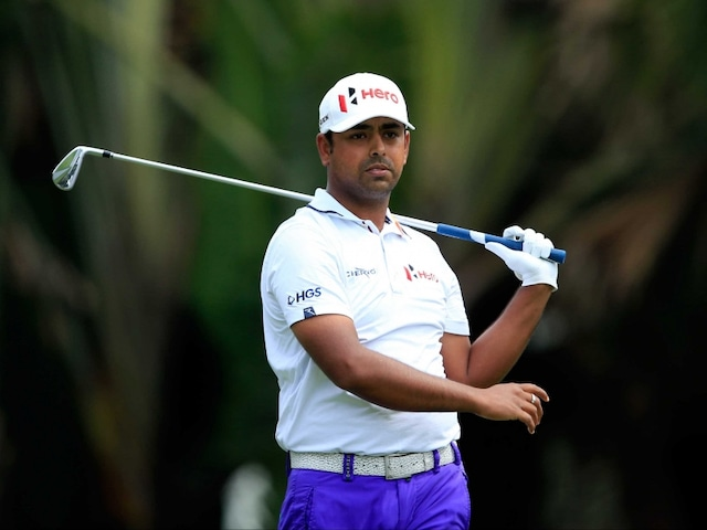 Anirban Lahiri Off to a Fine start, Placed Tied 11th at World Golf Championship