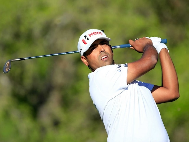 Anirban Lahiri Ready For Series Of Big Events With WGC At Akron