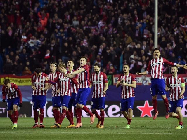 UEFA Champions League: Atletico Madrid Edge Out PSV Eindhoven to Enter Quarter-Finals