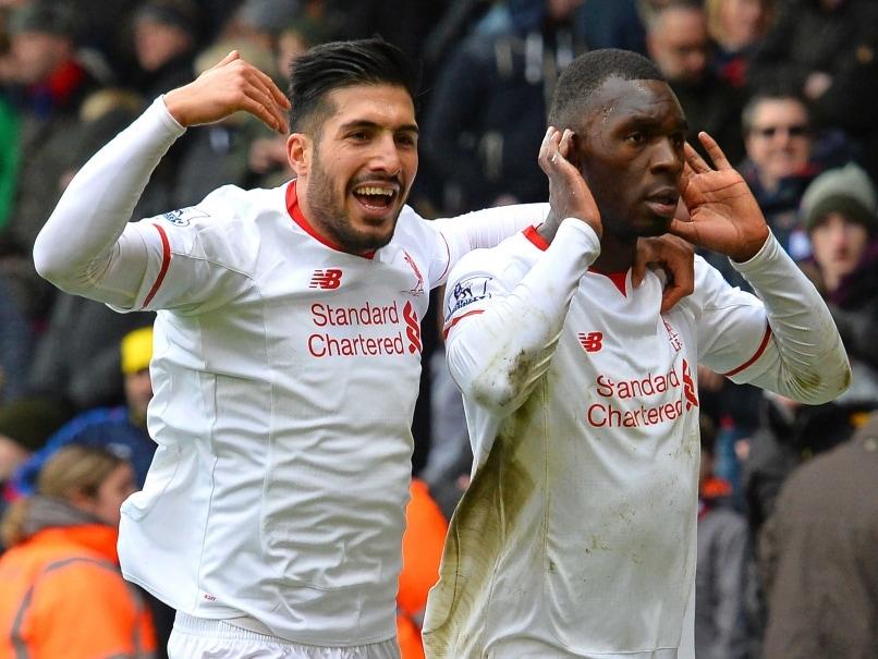 Last-Gasp Christian Benteke Penalty Gives 10-Man Liverpool Win Over Crystal Palace