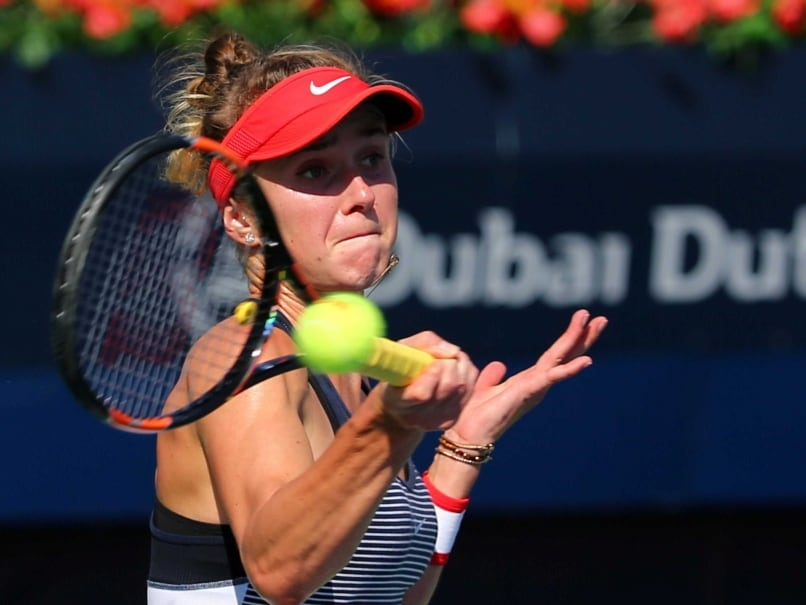 Elina Svitolina Heads to Quarterfinals at Malaysian Open
