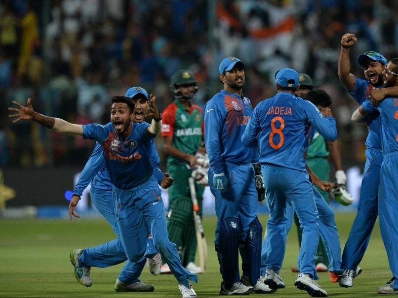 World T20: India Should Have Avoided Bengaluru Helter-Skelter Versus Bangladesh