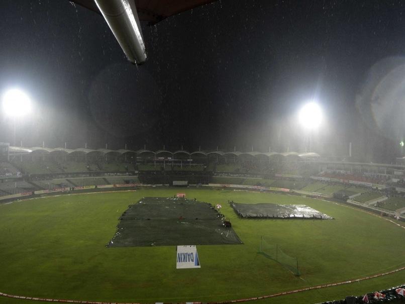 Asia Cup Twenty20: Heavy Rain Delays Start of India Versus Bangladesh Final
