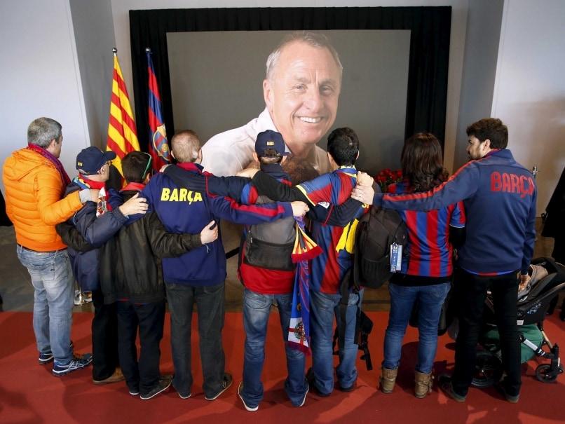 World Football Mourns Death of Dutch Master Johan Cruyff