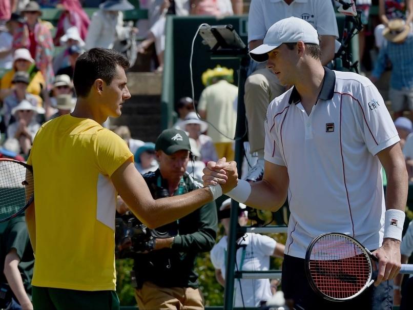 Davis Cup: John Isner Powers United States Into Quarter-Finals