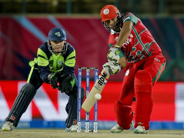 ICC T20 World Cup: Oman Defeat Ireland For First Upset of Tournament