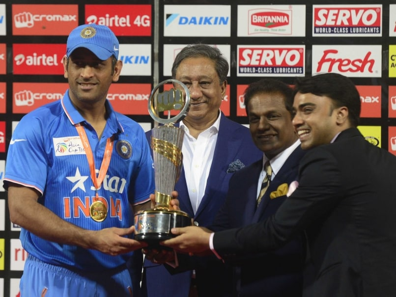 India Well on Track for T20 World Cup 2016, Says Mahendra Singh Dhoni