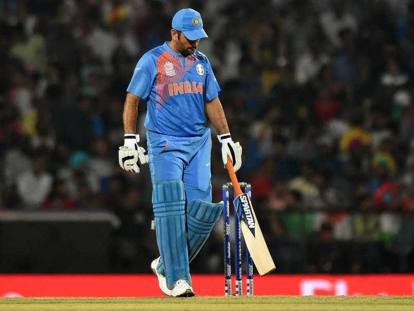 World T20: Batting Let us Down Against New Zealand, Says Mahendra Singh Dhoni