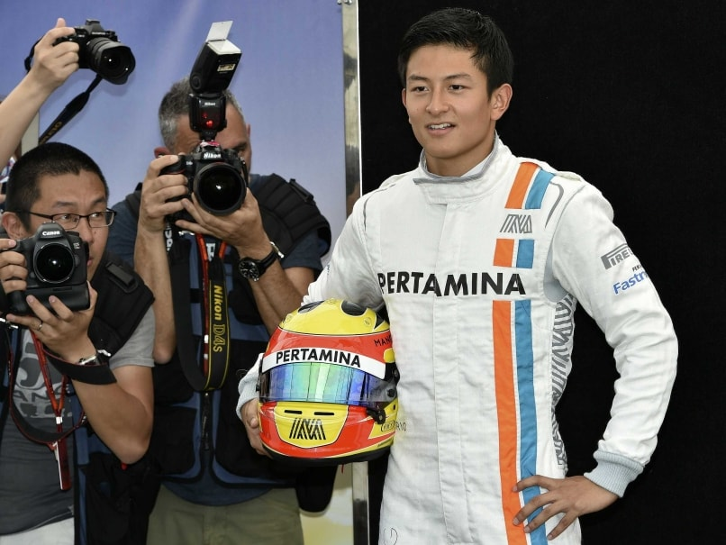 Rio Haryanto Living the Dream as Indonesia