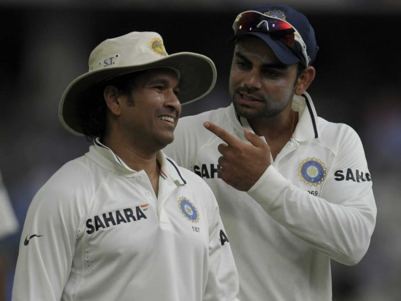 Sachin Tendulkar Says Virat Kohli's Batch Can Represent India For Next 10 Years