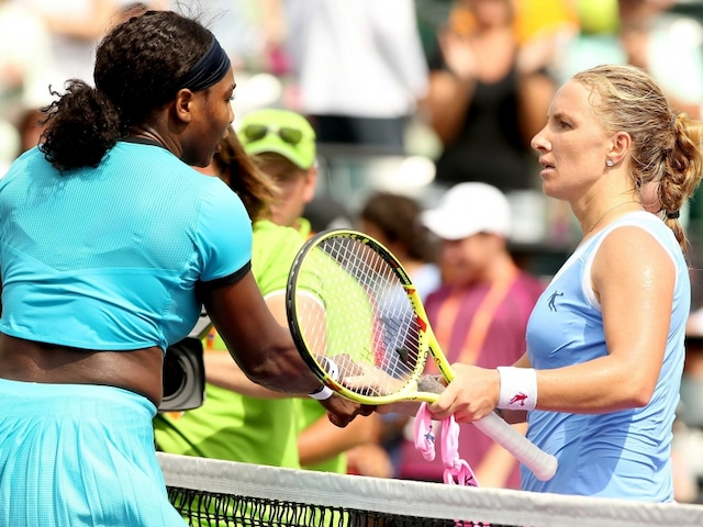 Serena Williams, Andy Murray Sent Packing in Miami Open Shockers