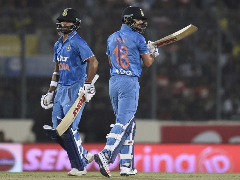 Asia Cup: Shikhar Dhawan, Virat Kohli Take India to Sixth Title With Win over Bangladesh