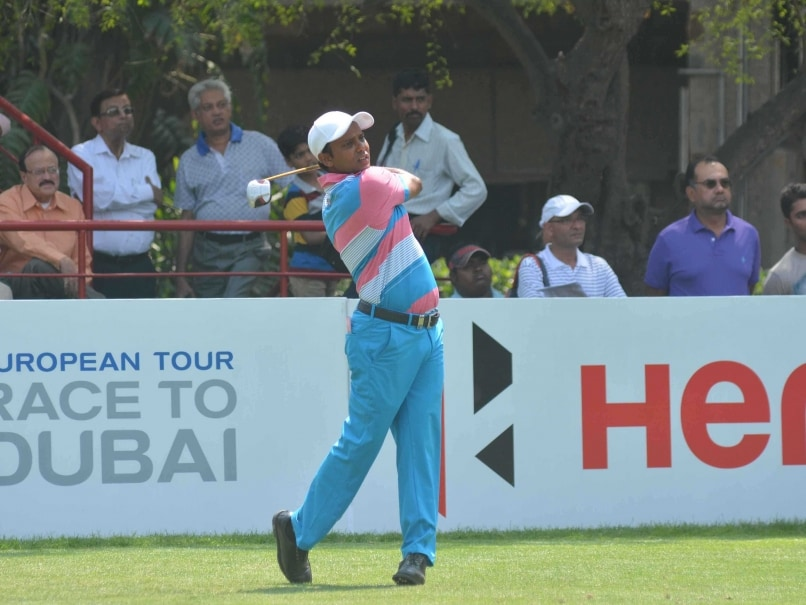 Consistent SSP Chawrasia Jumps to Tied 2nd in Indian Open