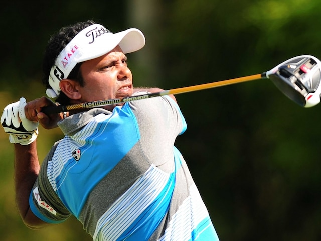 SSP Chawrasia Ready For Title Charge at Hero Indian Open