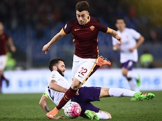 Stephen El Shaarawy on Target Again as Roma Defeat Fiorentina