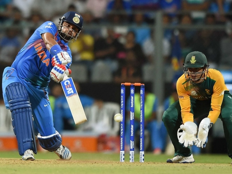 India vs South Africa ICC World T20 Warm-up Match, Highlights: India ...