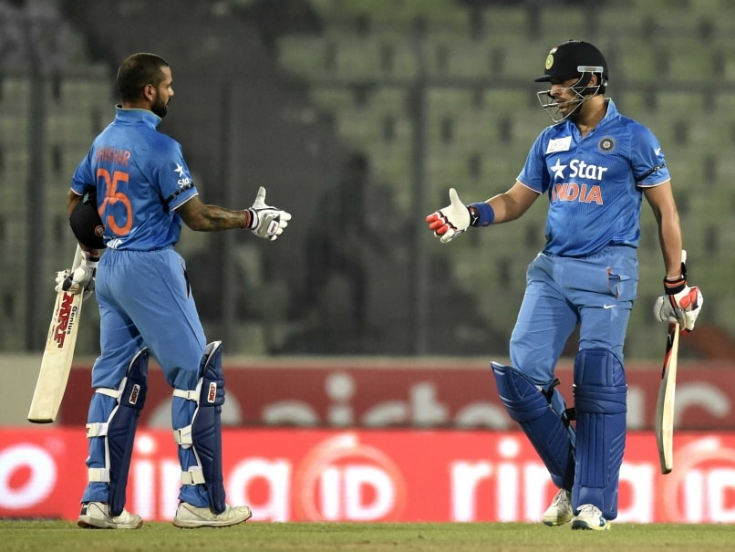 Asia Cup T20 2016, Highlights: Rohit Sharma, Yuvraj Singh Power India to Nine-Wicket Win vs UAE