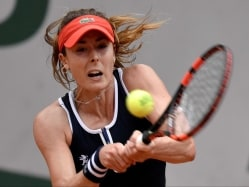 French Open: Alize Cornet Enfulfed in Cheating Storm, Accused of Faking Injury