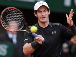 French Open: Andy Murray's Match Halted by Bad Light, Stan Wawrinka Survives