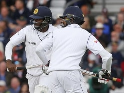 Angelo Mathews Leads Sri Lanka's Fightback, England Still On Top