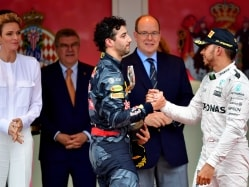 Red Bull Apologise to Ricciardo For Monaco GP Pit-Stop Bungle