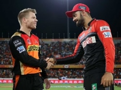 Virat Kohli vs David Warner as RCB, SRH Eye Maiden Indian Premier League Title