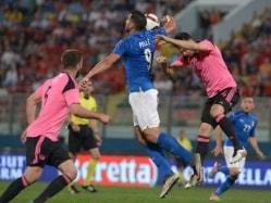 Euro 2016 Friendly: Graziano Pelle Strikes as Italy beat Scotland